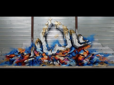 Does warehouse graffiti