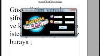 Movie Star Planet Para Hilesi %100 çalışıyor !