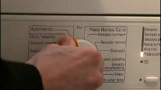 Secadora - Cómo utilizarla