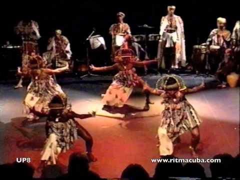 Balé Folclorico da Bahia 5. '94-Fêmeas