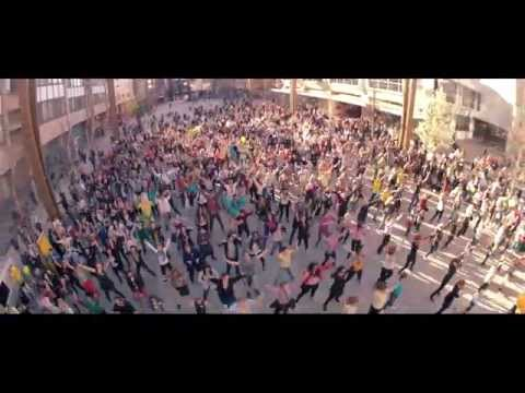 Pharrell Williams - HAPPY MARIBOR (Slovenia)