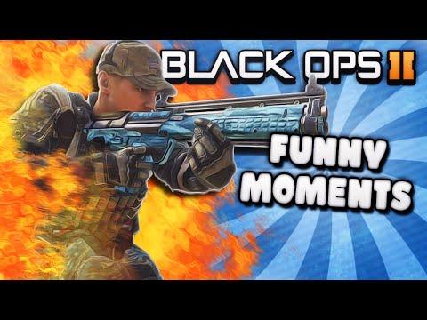 Black Ops 2 Funny Moments and Killcams - Gone Gets REKT, Dirty Emblem, KSG Trickshots!