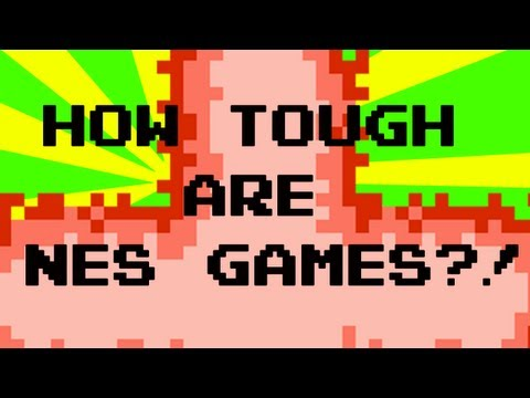 How Tough are NES Games?