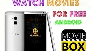 Movie Box For Android [Easy Tutorial] [No Surveys]
