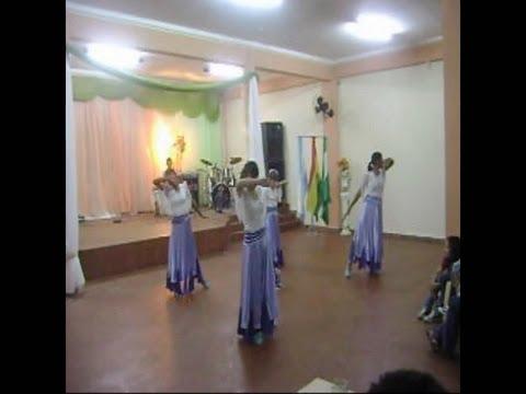 Danza Cristiana Pandero