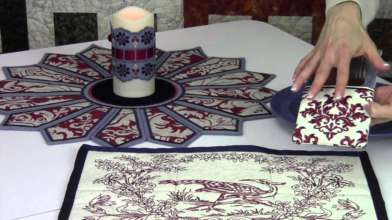 Sewing Designs and Videos