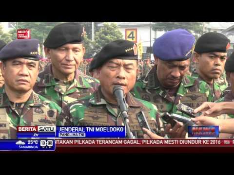 Moeldoko: TNI Tak Takut Ancaman ISIS Serbu Nusakamabangan