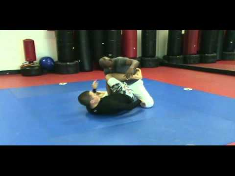 Scissor Sweep and Triangle Choke