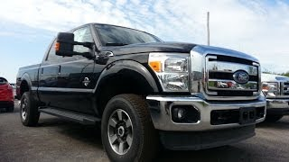 2015 Ford F 350 Super Duty Video Tour & Changes Review