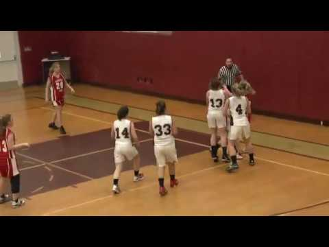 NCCS - Saranac Lake JV Girls 2-3-11