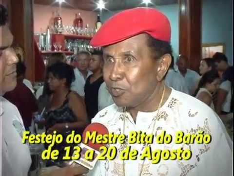 FESTEJO MESTRE BITA BARÃO DE GUARÉ 2011