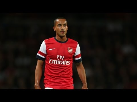 Will Arsenal sign Theo Walcott up? Perry Groves says Wenger's not bothered.
