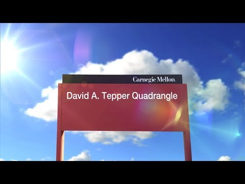 David A. Tepper Quadrangle