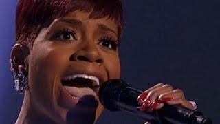 "Fantasia Barrino Performs ""Lose To Win"" On 'American Idol"