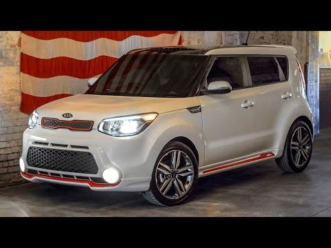 2014 Kia Soul Red Zone: Special Edition