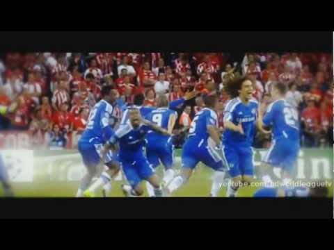 Chelsea - Champions of Europe 2012,