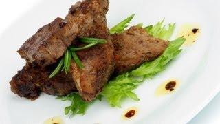 Características culinarias de la carne. Clase 2