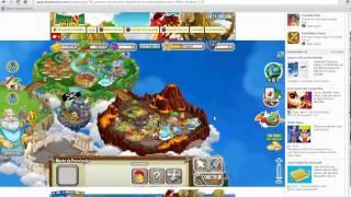 Como Fazer O Dragão Chiclete No Dragon City Facebook