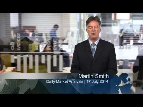 UFXMarkets Daily Forex Currency Trading News 17-July-2014
