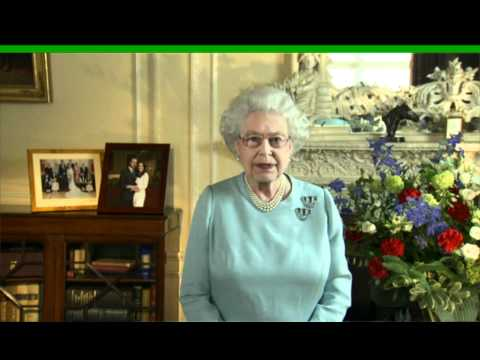 The Queen's Diamond Jubilee Message, 5 June 2012