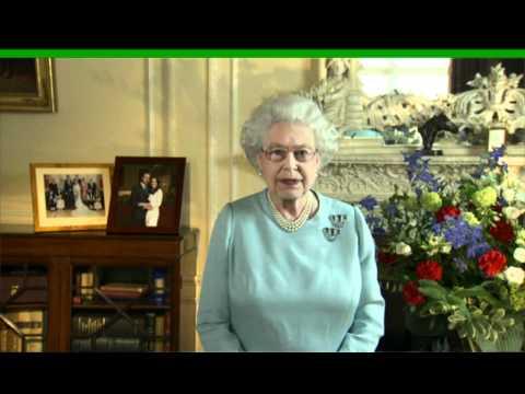 The Queen's Diamond Jubilee Message, 5 June 2012