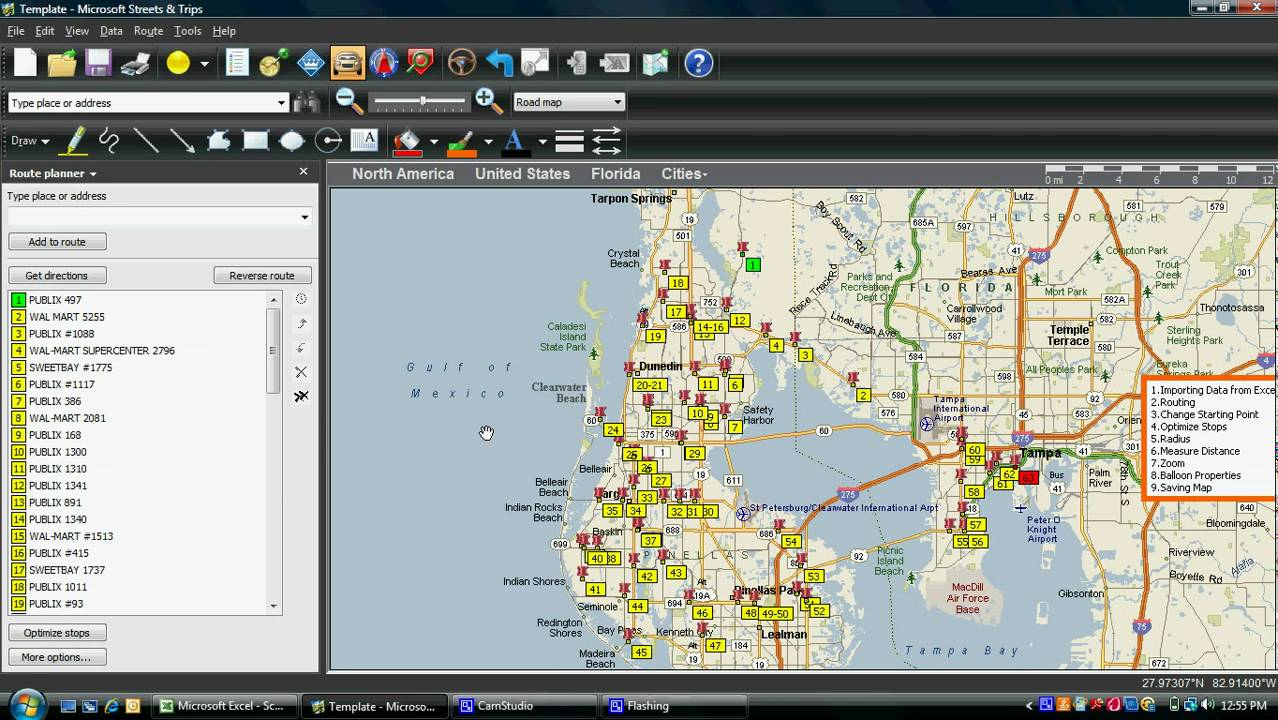 Buy Microsoft Streets And Trips 2013 Mac
