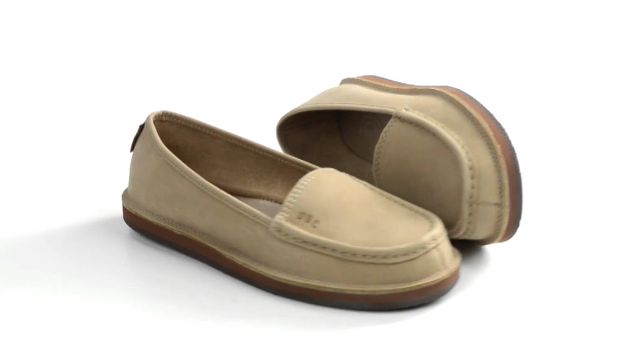 rainbow sandals college logo loafer shoes leather for