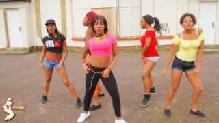 VYBZ KARTEL - CONVERTIBLE /PEANUT SHELL - ERUPT DANCERZ (X-PRESS!ONZ DANCE COMPANY)