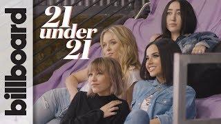Becky G, Zara Larsson, Noah Cyrus, & Grace VanderWaal: Young Women as Role Models   Billboard