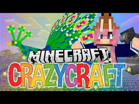 So Long Peacock! | Ep 9 | Minecraft Crazy Craft 3.0