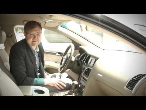 АвтоЭлита. Тест-драйв Nissan Tiida. Программа от 13.06.2015