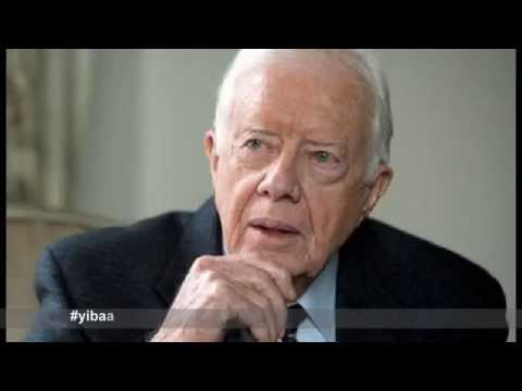 Jimmy Carter: being monitored by US gov't