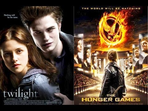 Episode #26: Hunger Games + Twilight