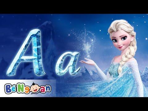 Dạy bé đọc bảng chữ cái và chữ số tiếng việt
