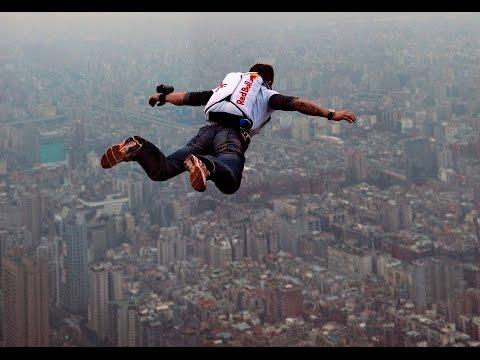 Extreme Life: BASE Jumping