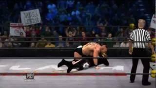 WWE 12 Brock Lesnar Vs Edge (WWE Undisputed Title)