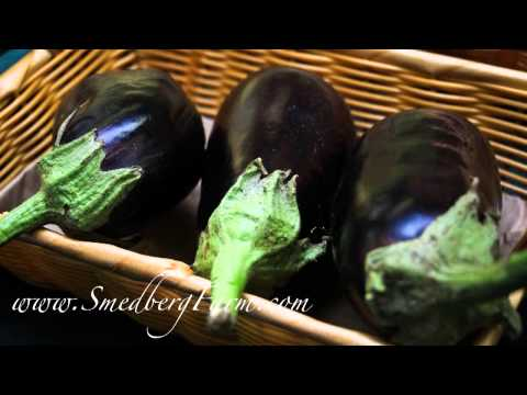 Everything in its Season: Produce at Smedbergs Farm