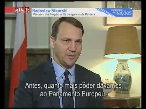 Interview with Radosław Sikorski by Nuno Rogeiro