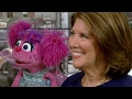 Sesame Street uses its resources to help military families