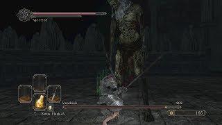 Dark Souls 2 Boss Fight King Vendrick (W/ Soul