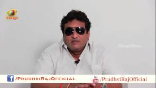YSR Congress manifesto is the best one says Actor Prudhvi Raj