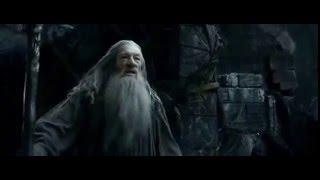 Gandalf Vs Sauron (the Hobbit Desolation Of Smaug)