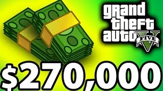 Fastest Way To Make Money GTA 5 Tips And Tricks, $
