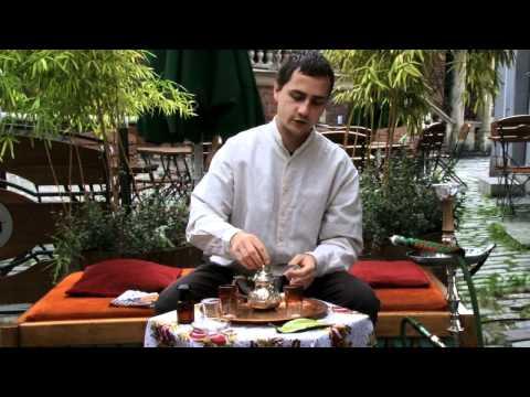 Odcinek 6 - Podroze-z-herbata.pl - Rytualny pokaz parzenia herbaty marokańskiej