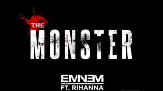 Eminem Ft. Rihanna The Monster Instrumental / Karaoke