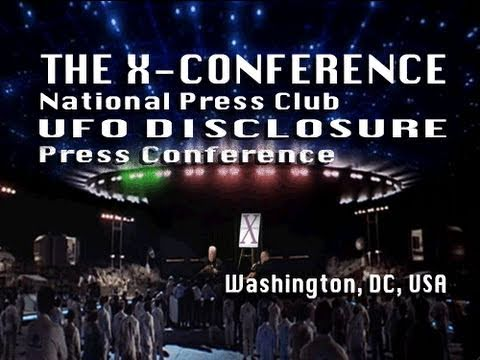 The State of UFO Disclosure - Press Conference - Washington, DC