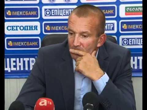 Черноморец-Днепр. Пресс-конференция_06.08.11