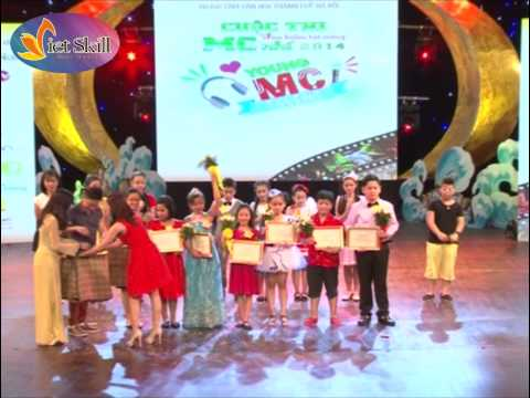 [VIETSKILL] Chung kết cuộc thi Tìm kiếm tài năng MC nhí 2014 - Phần thi talkshow với BGK
