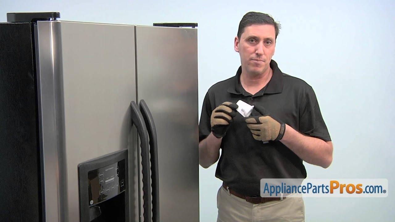 Refrigerator Filter Bypass Cap Part Wr02x11705 How To