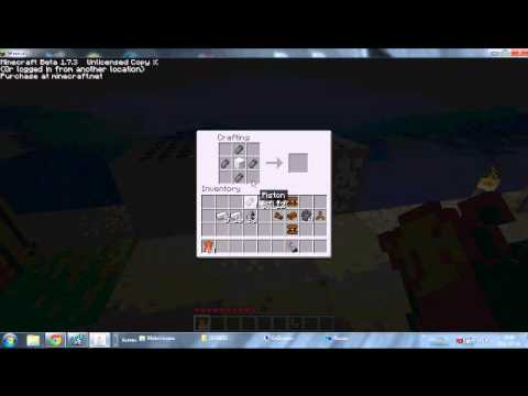 Comment faire un avion dans minecraft youtube - Comment faire un chalet dans minecraft ...